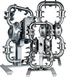 Air Operated Double Diaphragm Pumps - Sanitery Air Operated